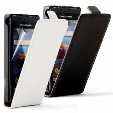 Flip Case Pouch Cell phone cover for Sony Ericsson Xperia Arc S X12 NEW