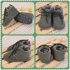 Classy Baby Boy Girl Corduroy Crib Shoes Infant Toddler Soft Sneakers 0-18 M