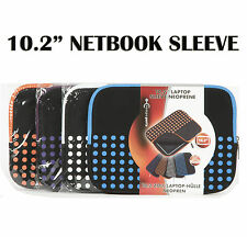 25.9cm Neoprene Laptop Notebook Netbook Protective Sleeves Cover Cases Padded