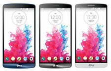 AT&T  Unlocked  LG G3 D850 32GB 4G LTE GSM Smartphone Phone White / Black /Gold