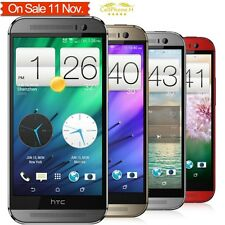 Original Android Smartphone HTC One M8 32GB Factory GSM Unlocked WIFI CellPhone