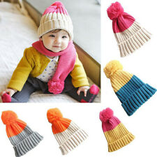Fashion Cotton Beanie Hats For Born Kid Child Baby Boy Girl Soft Toddler Cap Hot