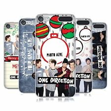 CUSTOM PERSONALISED ONE DIRECTION CHRISTMAS HARD CASE FOR APPLE iPOD TOUCH MP3