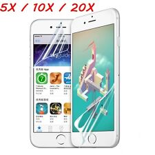 10X Front Screen Protector Ultra Slim Film HD Clear LCD Guard for iPhone 6 Plus