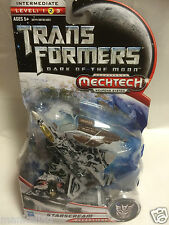 Transformers Dark of the Moon Mechtech Starscream Bumblebee Topspin Ratchet