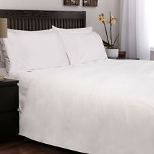 White Down Alternative Comforter with 3-Piece Duvet Cover Set