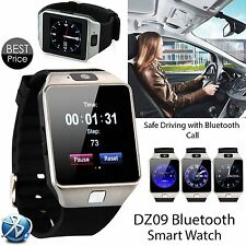 New Bluetooth Smart Unlock Phone Watch with Camera for IOS Android Smart Phone