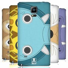 HEAD CASE DESIGNS ANIMAL PATCHES SERIES 2 BATTERY COVER FOR SAMSUNG PHONES 1
