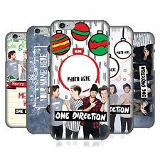 CUSTOM PERSONALISED ONE DIRECTION 1D CHRISTMAS HARD CASE FOR APPLE iPHONE PHONES
