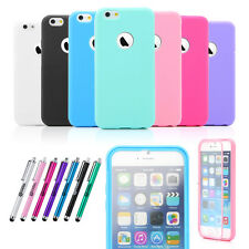 Shockproof Rugged Hybrid Rubber Hard Cover Case for iPhone 6 / 6S/ 5C/ SE