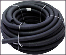 8m Caravan / Motorhome grey convoluted waste water pipe 23.5 mm hose - 8 Metres