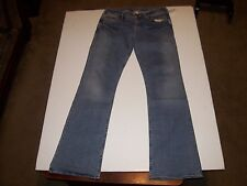 NEW Silver Brand JEANS TONI Low Rise Boot cut medium wash jeans sz 28 x 33