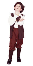 Renaissance Medieval Boy Child Kids Halloween Costume Shakespeare Outfit 90313