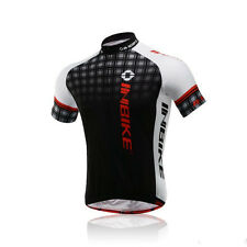 2017 Plaid Cycling Jerseys Bike Clothing Sportswear Bicycle Jersey Jacket Shirt