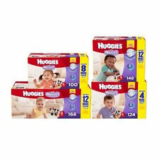 Huggies Little Movers Diapers,Size 3 4 5 6 PICK ANY SIZE FREE SHIPPING BEST SERV