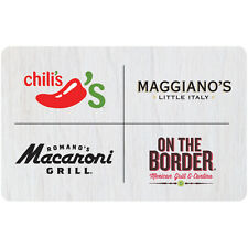 $10 / $25 / $50 Macaroni Grill Gift Card - Mail Delivery