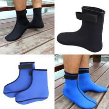 Water Sports Beach Swim Scuba Diving Surfing Neoprene 3mm Socks Snorkeling Boots