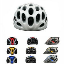 Cycling Bicycle Climbing Breezier Mens Honeycomb Red Multi-color Visor Helmet