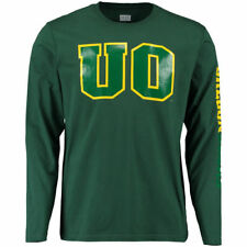 Oregon Ducks Eastwood Long Sleeve T-Shirt - Green - NCAA