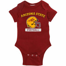 Arizona State Sun Devils Infant Football Bodysuit - Maroon - College