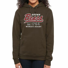 Brown Bears Ladies McIntyre Pullover Hoodie - Brown - College