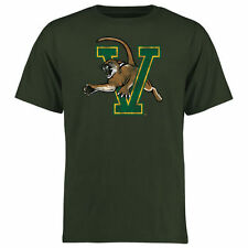 Vermont Catamounts Big & Tall Classic Primary T-Shirt - Green - College