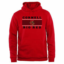 Cornell Big Red Big & Tall Micro Mesh Sweatshirt - Red - College