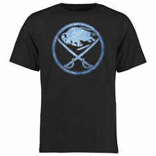 Buffalo Sabres Pond Hockey T-Shirt - Black - NHL