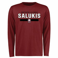 Southern Illinois Salukis Team Strong Long Sleeve T-Shirt - Maroon - College