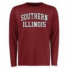 Southern Illinois Salukis Everyday Long Sleeve T-Shirt - Maroon - College