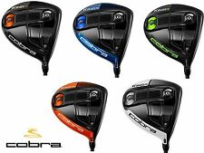 King Cobra F6 Driver 9-12 Adjustable Custom FUJIKURA Speeder Six Pro
