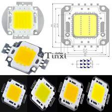 Lots 10W 20W 30W 50W 100W COB High Power LED Lamp SMD Chips light bulb DIY TX