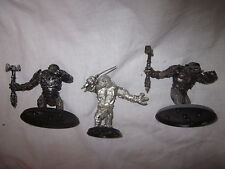 warhammer lord of the rings Isengard troll  painted