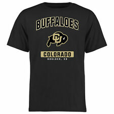 Colorado Buffaloes Big & Tall Campus Icon T-Shirt - Black - College