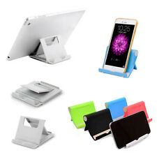 Universal Mini Folding Desk Stand Holder Cradle For iPhone Samsung Cell Phones