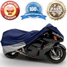 Motorcycle Bike Cover Travel Dust Storage Cover For Suzuki Strom Vstrom 1000