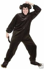 Monkey Costume Adult Chimp Costume Monkey Suit Brown Charades 2007
