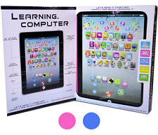 I Pad or LED Tablet (yPad) kids educational learning touch screen toy/game Xmas