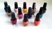 OPI NAIL LACQUER NAIL POLISH ASSORTED COLORS - 15ML/0.5 OZ. Read Listing Prices