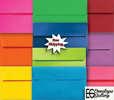 Astrobrights Envelopes for  Invitation Announcement A2 A6 A7 Assorted & Singles