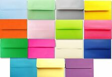 100 Assorted Color Envelopes Astrobrights & more for Invitations & Announcements