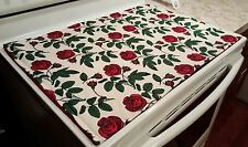 Red Roses Themed Glass Stove top / Cook top Cover & Protector