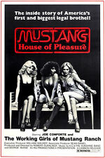 Mustang House Of Pleasure - 1978 - Movie Poster