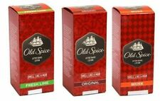 New Old Spice After Shave 50ml Lotion - Musk, Original, Fresh Lime Fragrance