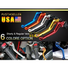 Clutch Brake Motorcycle Levers For APRILIA RSV MILLE/R 99-2003 TUONO/R 03-2009