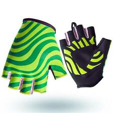 Breathable Shockproof Cycling Bike Bicycle Motorcycle Sports Half Finger Gloves