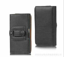 Belt Clip Leather Case Pouch for iphone6 Galaxy s6 HTC NEXT DAY PRIORITY POSTAGE