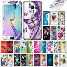 For Samsung Galaxy S6 Edge G925 AT&T Vinyl Pattern Skin Decal Sticker Cover