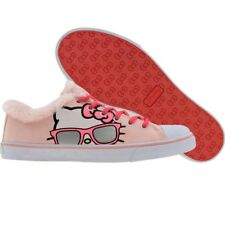 $80 Hello Kitty flats shoes Womens Iris pink  Fashion Sneakers sz 6 6.5