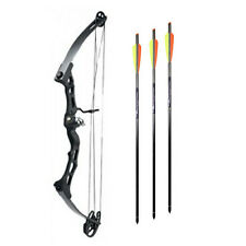 """SMK TWIN LIMB ADULTS COMPOUND BOW 65LB DRAW WEIGHT  DRAW LENGTH 24-29"""" ARCHERY"""